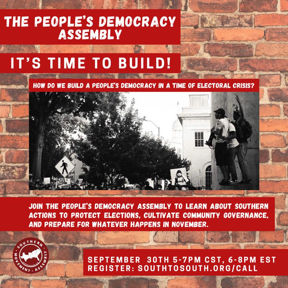 The People's Democracy Assembly