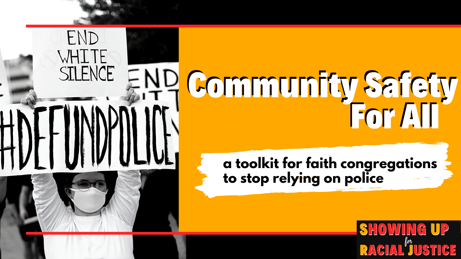Community Safety for All: Congregational Action Toolkit