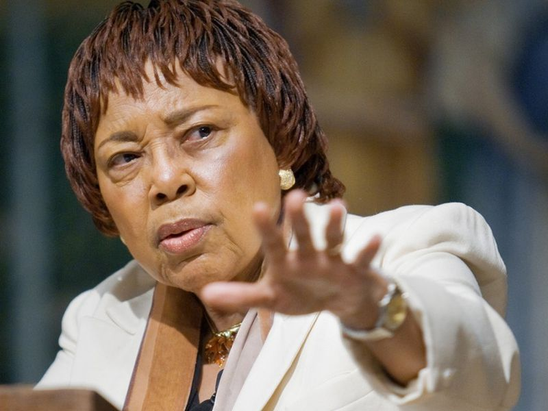 The Unheralded Legacy of Civil Rights Leader Dorothy Cotton