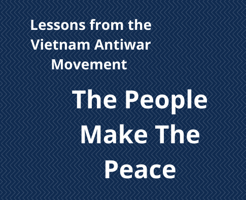 Podcast: Frank Joyce discusses issues in the antiwar movement with Helena Cobban